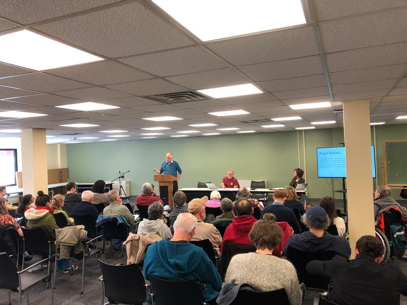 3/12/19: Albany Green Party Forum Discusses Green New Deal