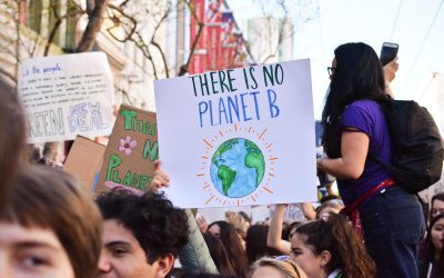 Earth Day 2019: Planetary boundaries and the necessity of an Ecosocialist Green New Deal