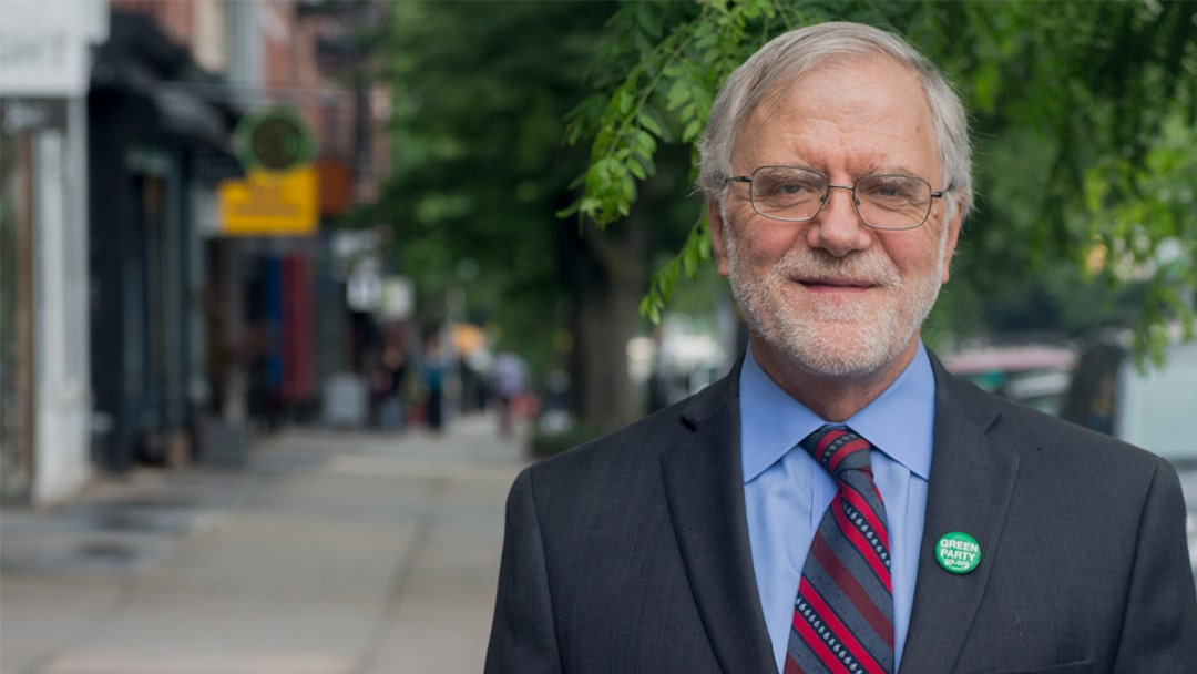 Howie Hawkins, Green for President in 2020