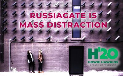 The Russiagate Obsession Is Mass Distraction