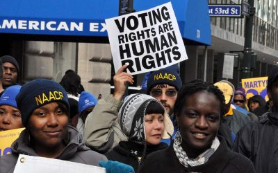 Felons' Right To Vote Broadens Democracy, Two-Tiered Florida Republican System Unconstitutional
