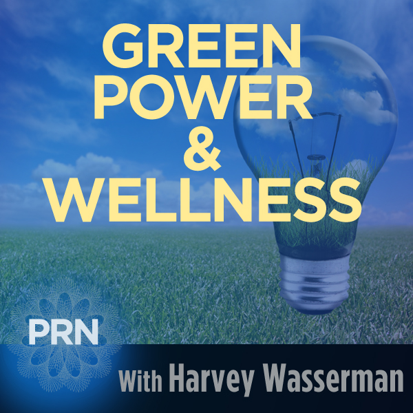 8/23/19: Solartopia Green Power and Wellness Hour – THE GREEN NEW DEAL