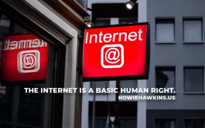 Time For The Internet To Be Controlled By The Public, Not Corporate Interests