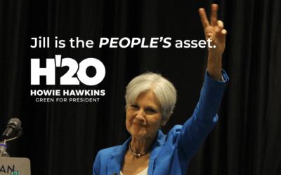 Jill Stein is the people's asset, not a Russian asset.