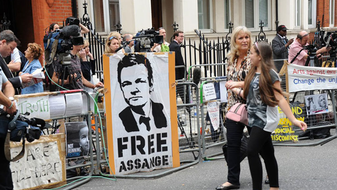 Assange case is a political show trial