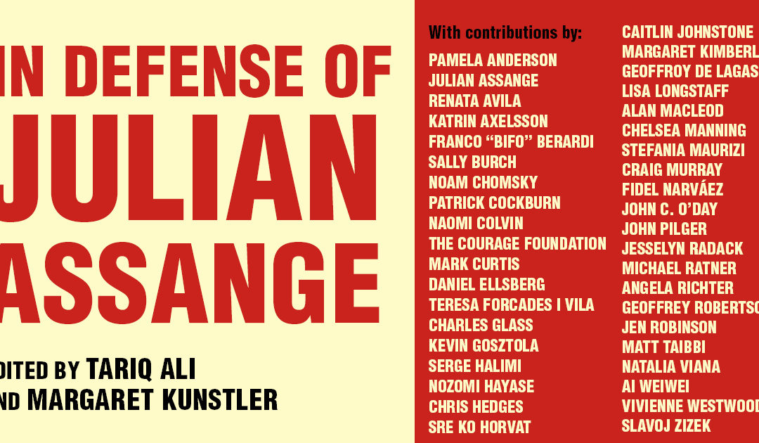 Review: In Defense of Julian Assange