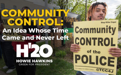 Community Control of the Police: An Idea Whose Time Came and Never Left