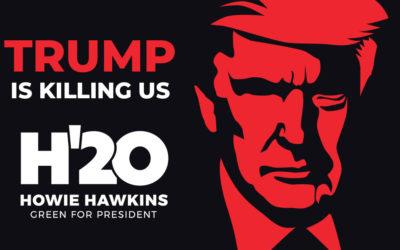 Trump is killing us