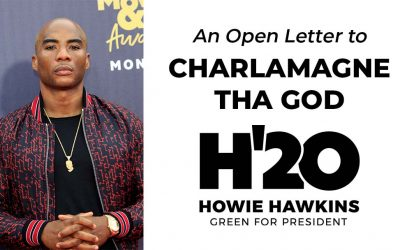 Open letter to Charlamagne tha God