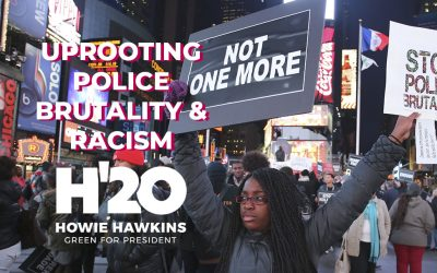 Uprooting Police Brutality and Racism