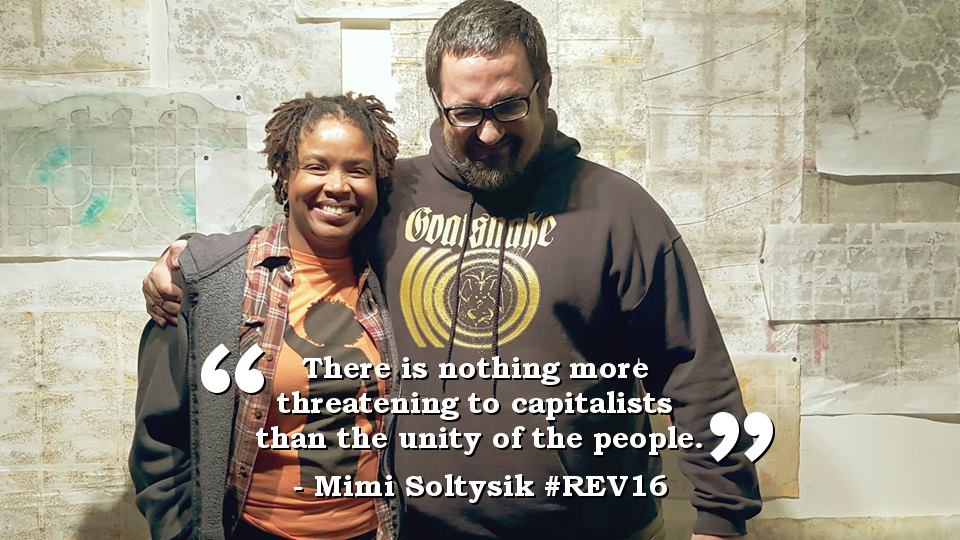 Remembering our comrade, Mimi Soltysik