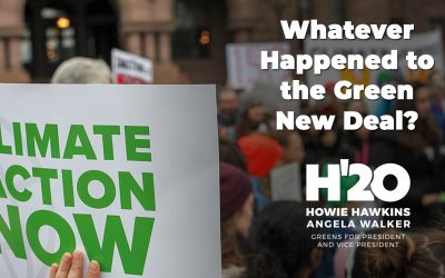 Whatever Happened to the Green New Deal?