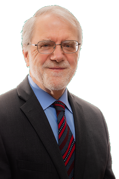 Portrait of Howie Hawkins