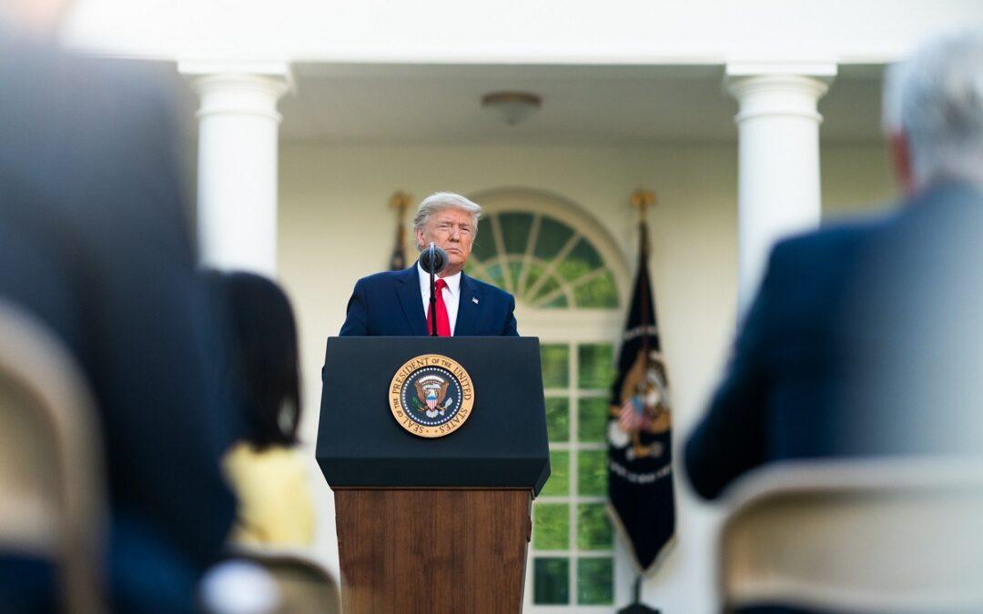 COMUNICADO: Declaración de Hawkins sobre el COVID-19 y Trump
