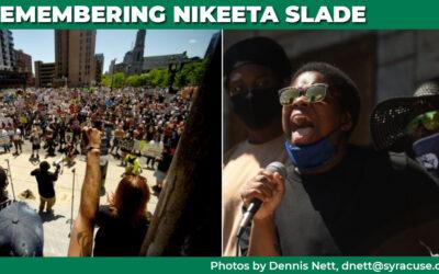 Remembering Nikeeta Slade