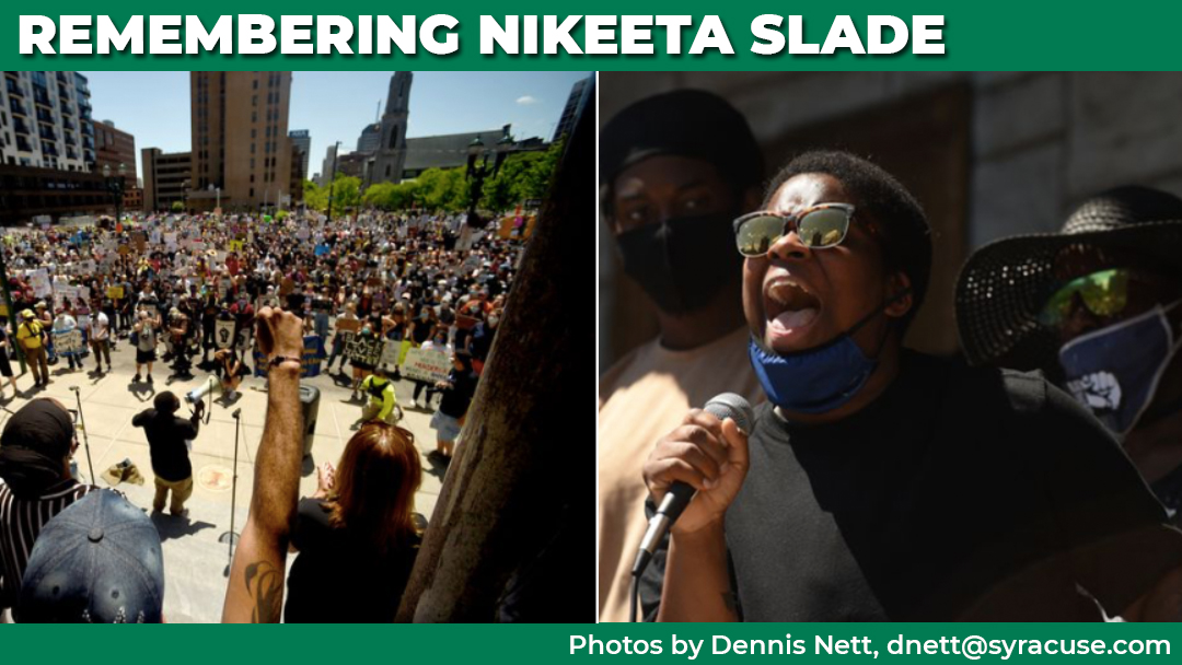 Remembering Nikeeta Slade